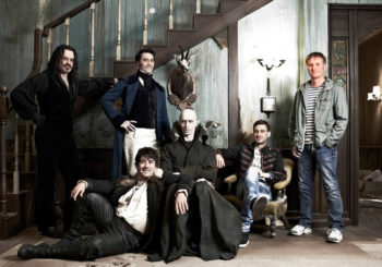 What We Do in the Shadows (2014) – filmed in Wellington, New Zealand