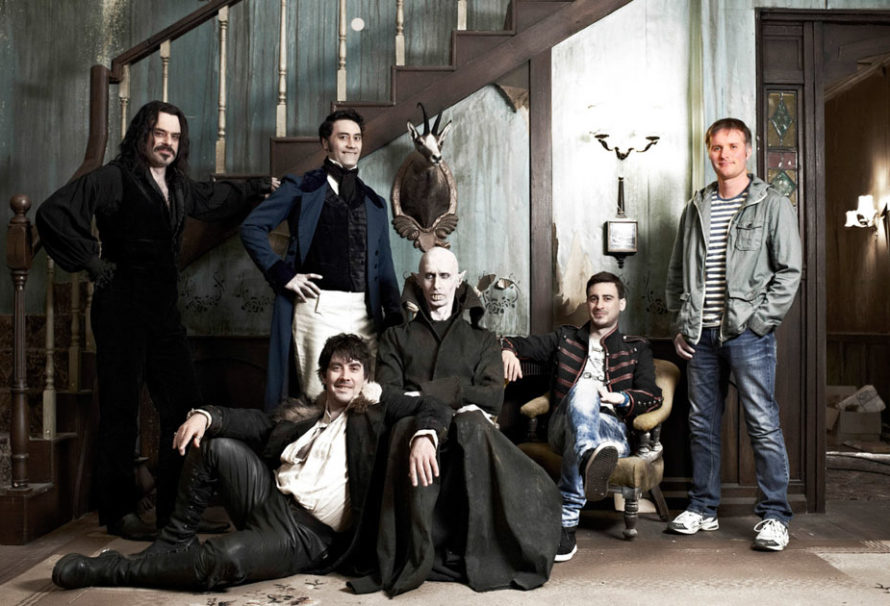 FILM REVIEW: What We Do in the Shadows (2014) – filmed in Wellington, New Zealand