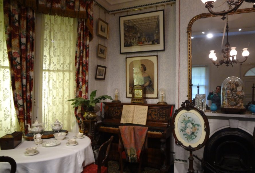The Geffrye Museum – Time Travel in East London