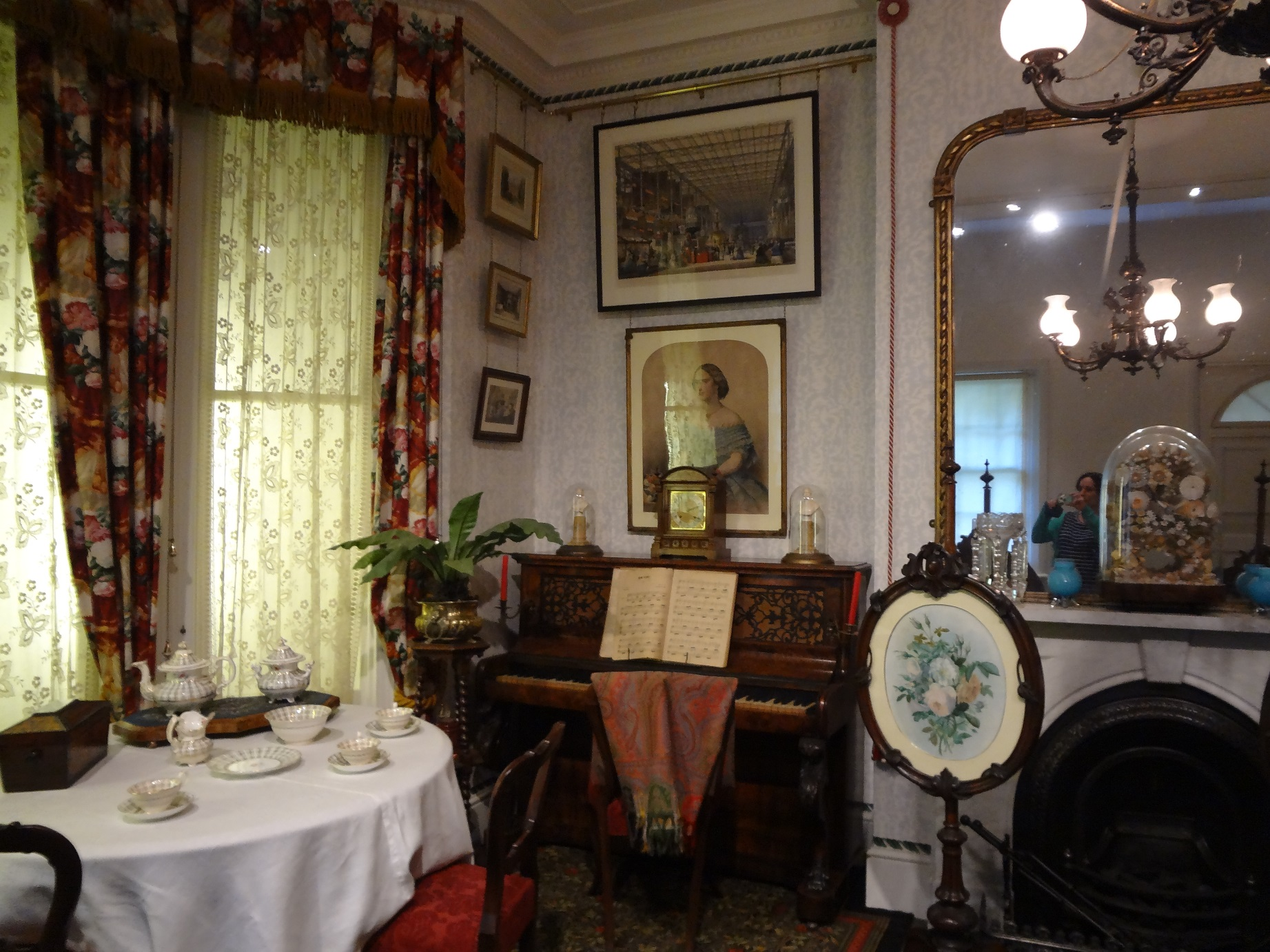 Room in the Geffrye Museum