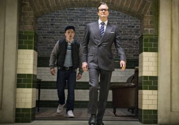 Kingsman: The Secret Service (2014) - filmed in London, UK