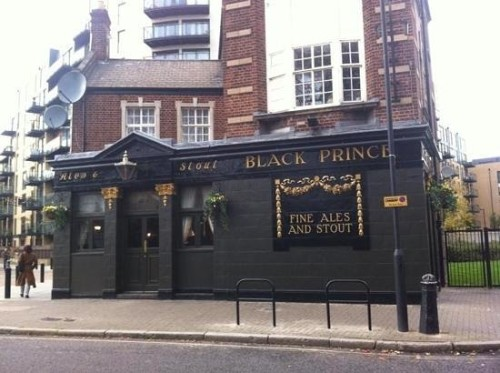 The Black Prince Pub. Photo: tripadvisor.com