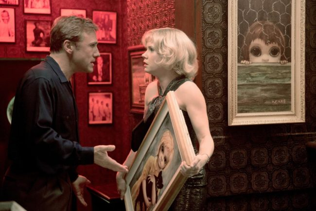 "Scene from ""Big Eyes"". © The Weinstein Company"