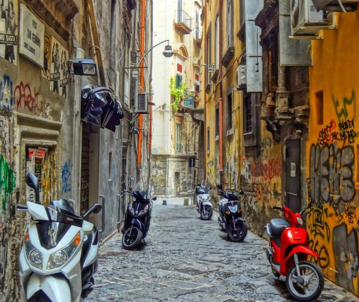 My Highlights of Naples, Italy