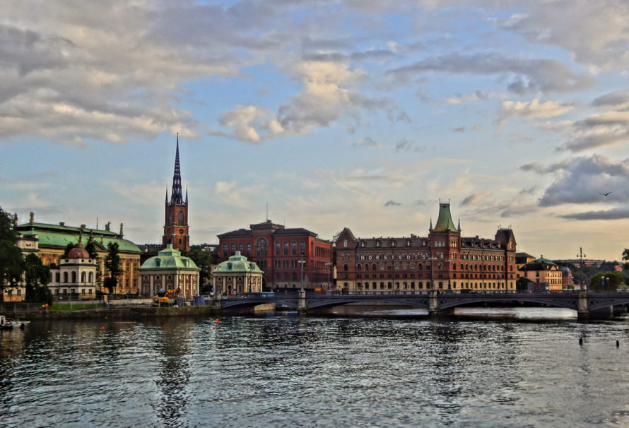 72 hours in Stockholm