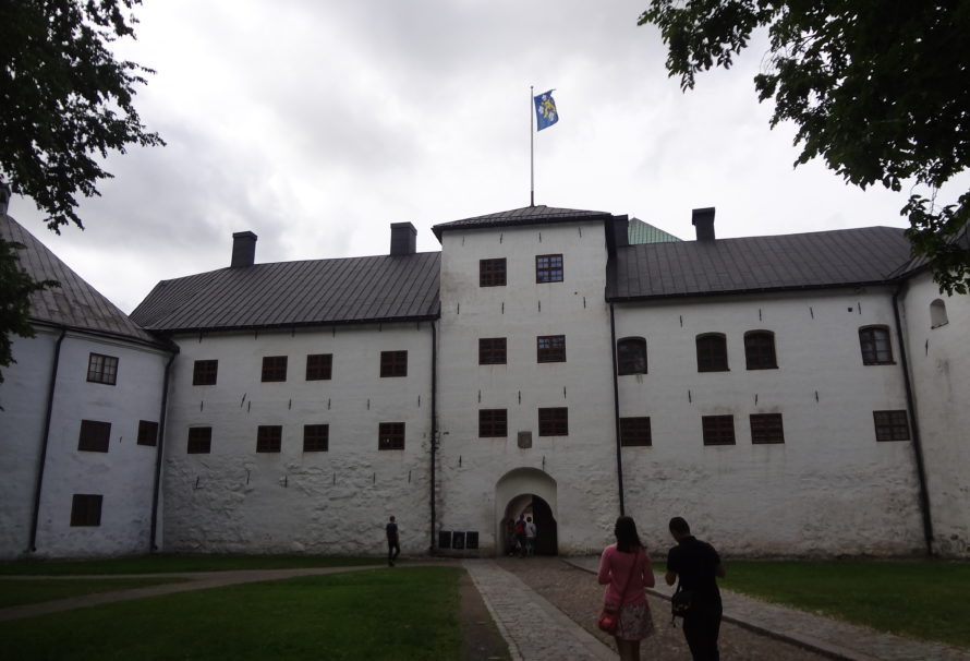 """The Girl King"" (2015) Film Locations at Turku Castle, Finland"