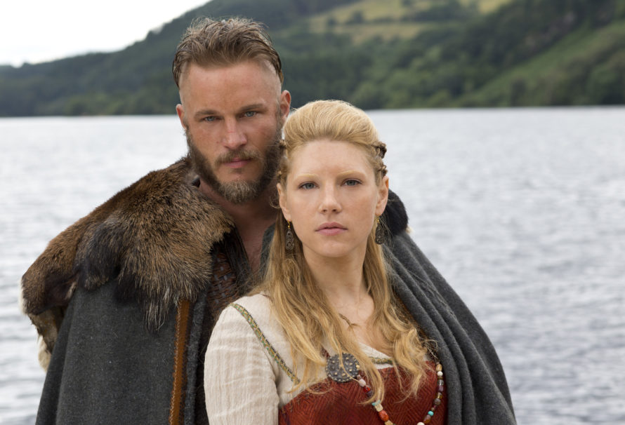Vikings (2013) – filmed in Ireland