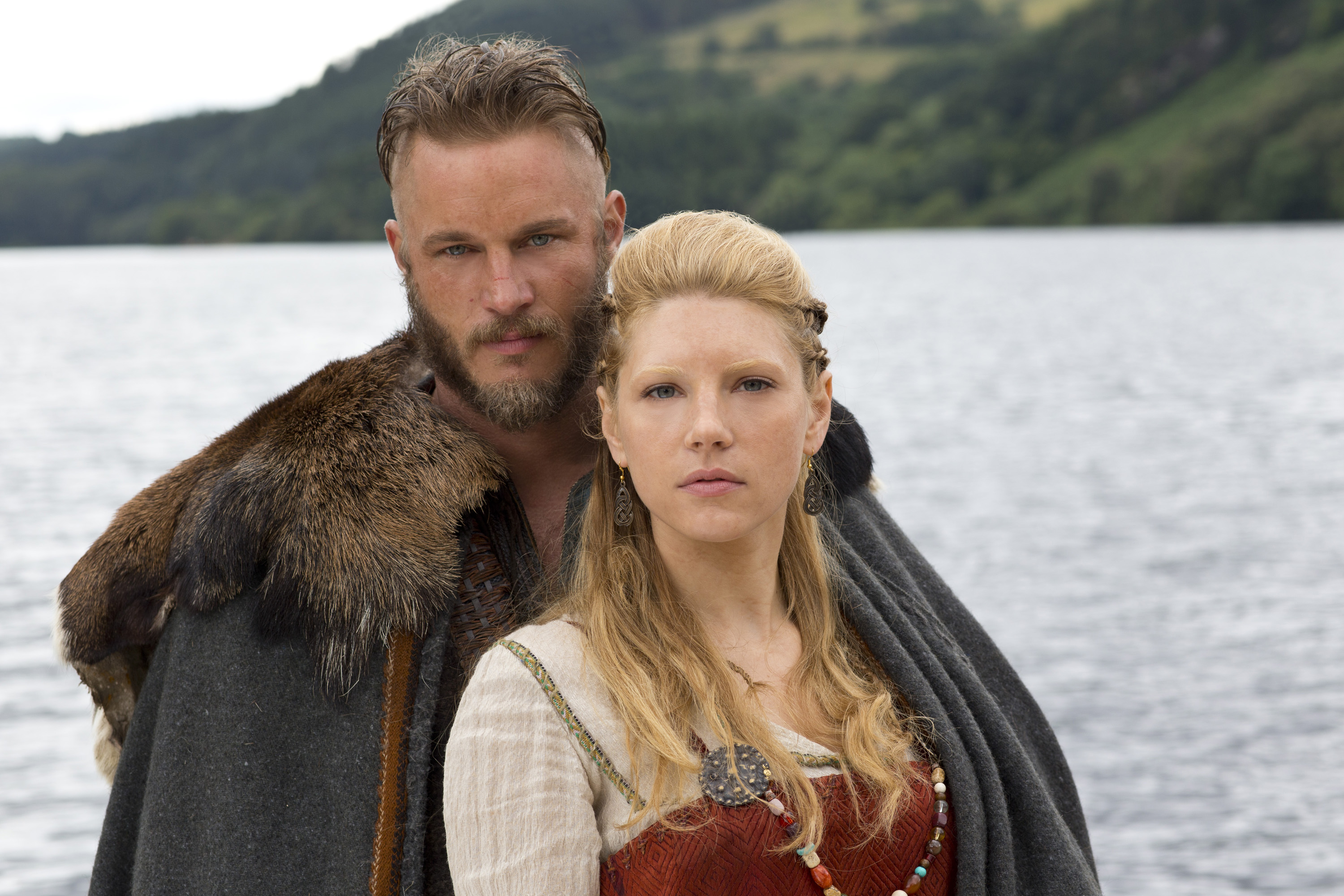 The Vikings head back to England to see what other treasures this new world has to offer.