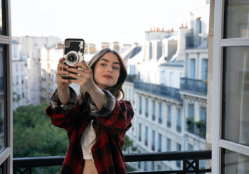 FILM REVIEW: Emily in Paris (2020-) – filmed in Paris, France