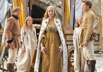 The White Queen (2013) – filmed in Flanders, Belgium