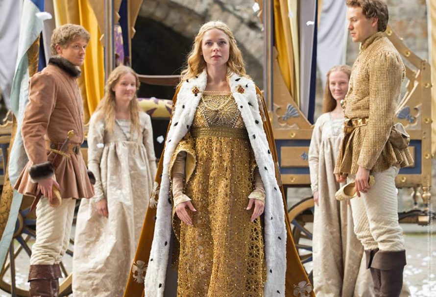FILM REVIEW: The White Queen (2013) – filmed in Flanders, Belgium
