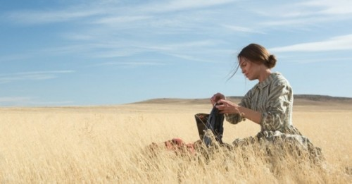 Scene from the Homesman. © EuropaCorp Distribution