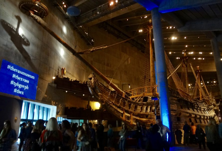 From Vasa to ABBA – Night at the Museum in Stockholm