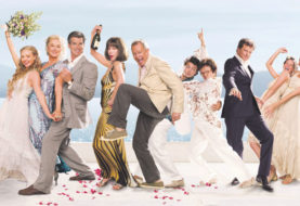 FILM REVIEW: Mamma Mia! (2008) – filmed in Greece