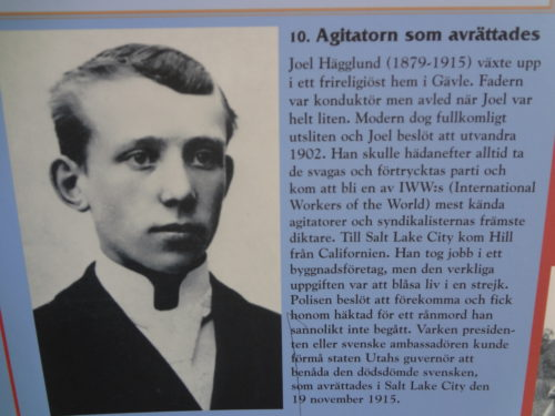 Read the exciting and something stories of what Swedish emigrants experienced in the states... Photo taken at the House of Emigrants in Växjö, Sweden.