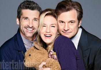FILM REVIEW: Bridget Jones' Baby (2016) – filmed in London, UK