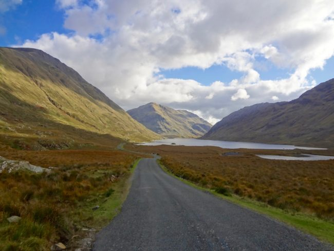 Doolough Valley, Ireland. Photo: Sonja Irani