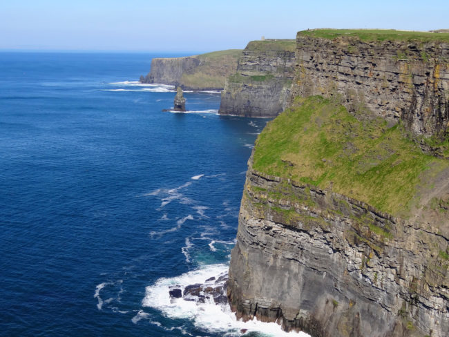 Cliffs of Moher. Photo: Bjørn Christian Tørrissen / Wikipedia Commons