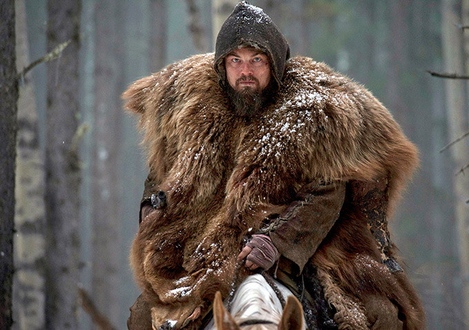 FILM REVIEW: The Revenant (2015) – filmed in West Canada, the USA and Argentina