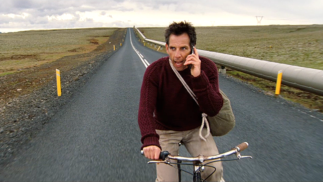 FILM REVIEW: The Secret Life of Walter Mitty (2013) – filmed in Iceland and theUSA