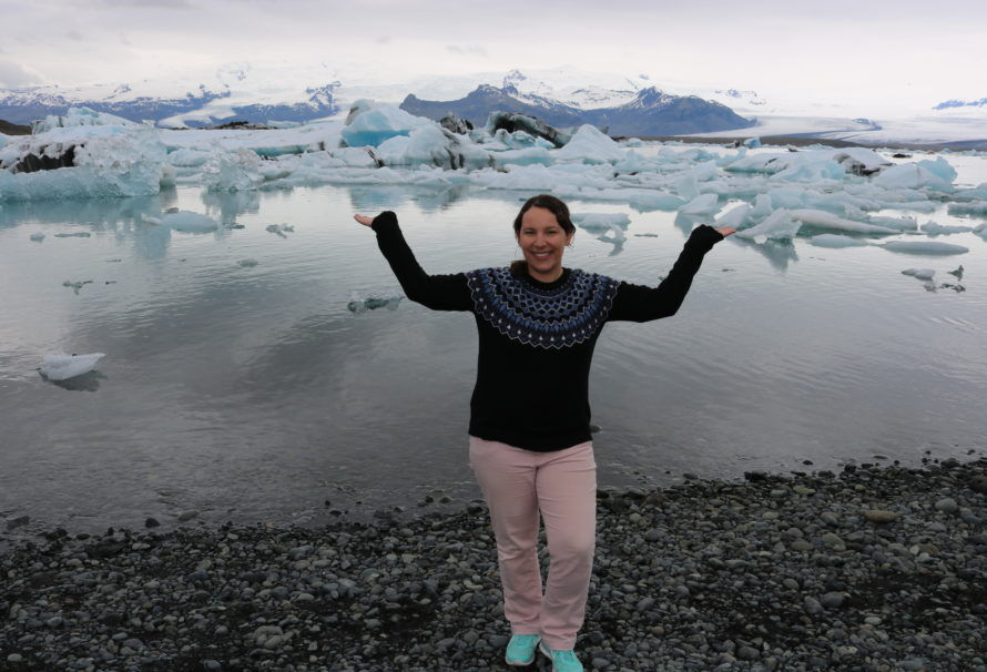 Touring the Film Locations of Iceland's South Coast and the Glacier Lagoon Jökulsárlón