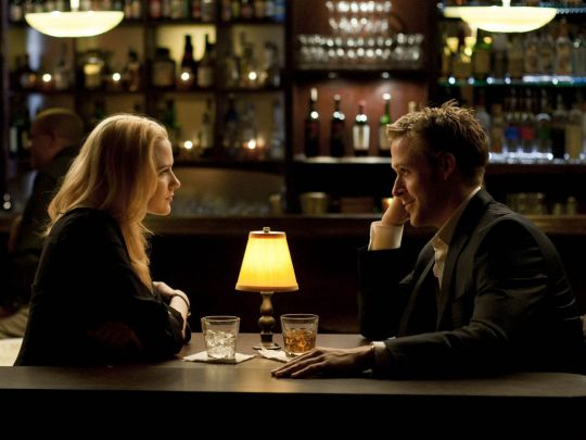 "Bar Scene from ""The Ides of March"". © Sony Pictures Entertainment"