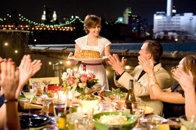 "Scene from New York City set ""Julie & Julia"". © Sony Pictures"