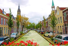 Discover Delft by boat: My Review of the Delft City Tour