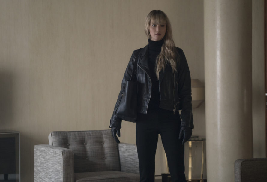 FILM REVIEW: Red Sparrow (2018) – filmed in Budapest, Hungary; Bratislava, Slovakia; London, UK and Vienna, Austria