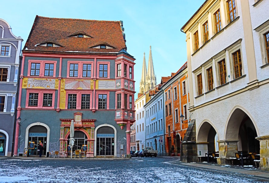 Görlitz Film Locations Walk