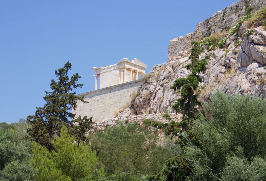 A Quick Film Fan's Guide to Athens