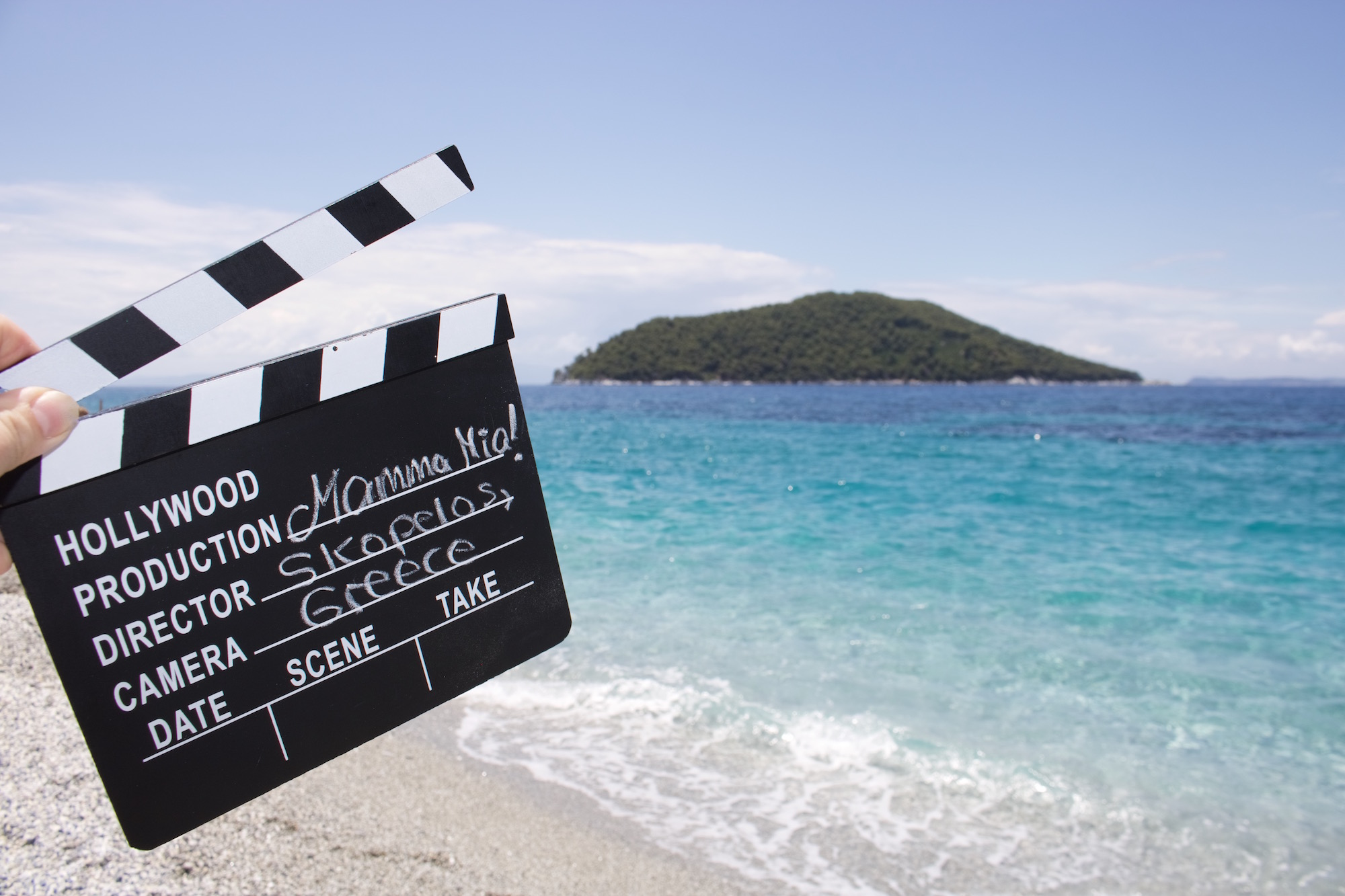 Mamma Mia Film Locations Tour On Skopelos Island Filmfantravel Com