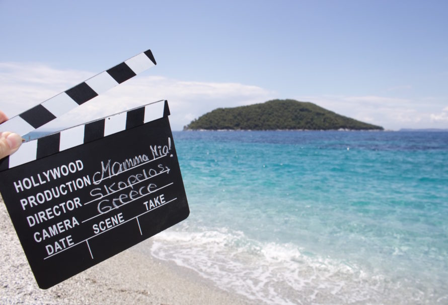 Mamma Mia! Film Locations Tour on Skopelos Island
