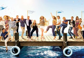 FILM REVIEW: Mamma Mia! Here We Go Again (2018) – filmed in Croatia