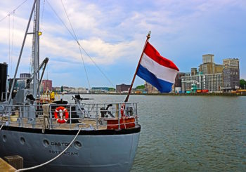 Rotterdam in 10 iconic Photos: A Walking Tour with Rotterdam Pages