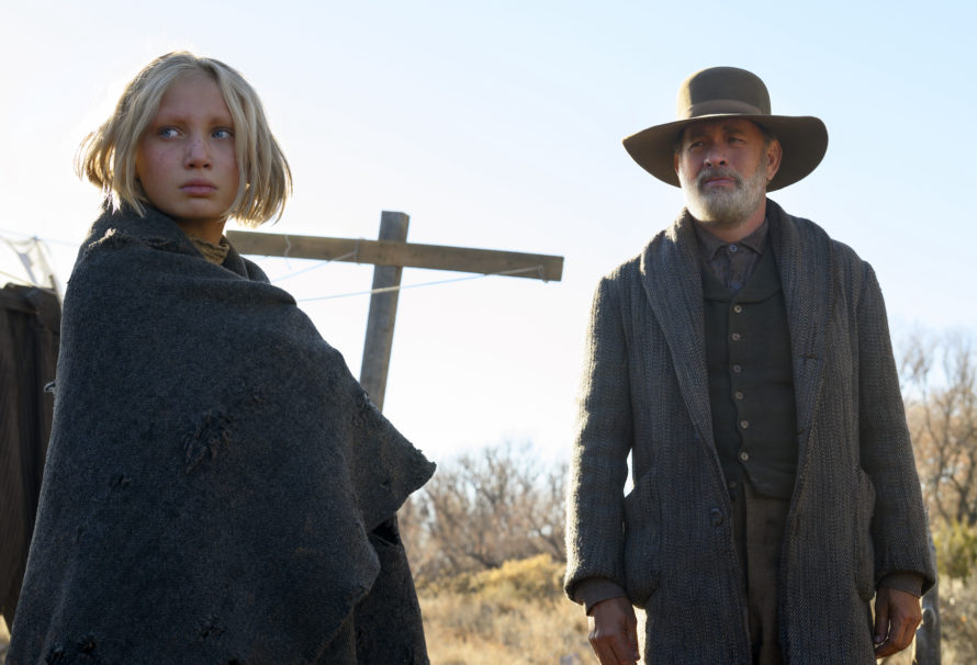 FILM REVIEW: News of the World (2020) with film locations in Santa Fe, New Mexico, USA